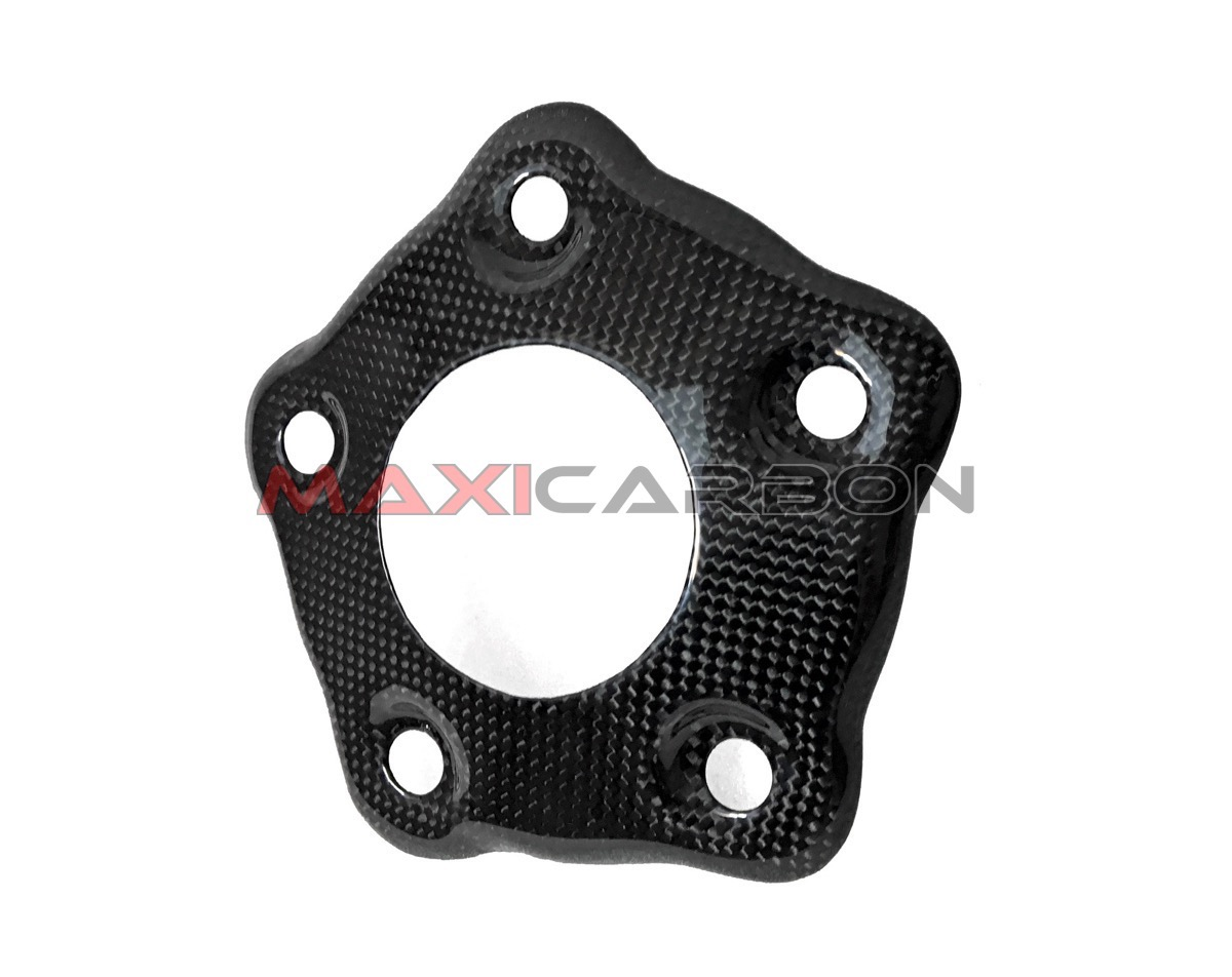 SPROCKET COVER CARBON SPROCKET COMPATIBLE WITH DUCATI 848 1098 1198 STREETFIGHTER