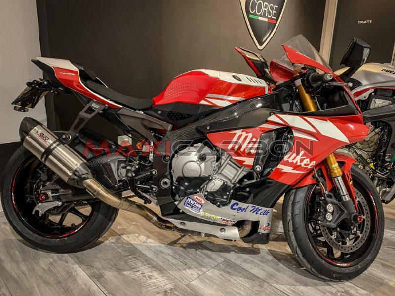 Yamaha YZF-R1 - Gianluca
